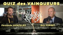 Quiz des champions : Gonzalez contre Forget