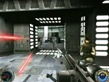 Star Wars : Jedi Knight II : Jedi Outcast - Gameplay combats