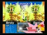 Dragon Ball Z : Budokai 3 - Broly vs Broly