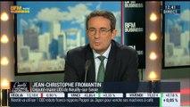 Jean-Christophe Fromantin, député-maire UDI de Neuilly-sur-Seine - 29/10