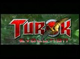 Turok Evolution - Maquillage, camouflage...