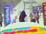 Poppy Snow - Poppy Hoppy Monoskiers! & Pond Jumping Snowboarding! & Freestyle & Mono Skiing! & Ouch! Heaven on Snow!