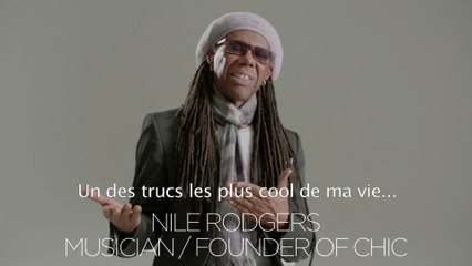 Nile Rodgers, Bob Sinclar and Cerrone talking about Supernature