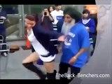 Punjabi THARKI Baba Getting Excited Dancing With Hot Girl