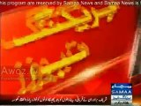 Even PML N Workers are chanting Anti-Nawaz slogans :- PML N Senator Zulfiqar Khosa