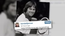 Kendall Jenner Wishes Her Father Happy Birthday With Touching Note