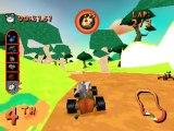 Looney Tunes Racing - Gameplay - psx
