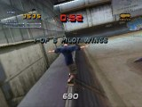 Tony Hawk's Pro Skater 2 - Gameplay - psx