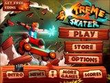 Extreme Skater HD : les 20 premières minutes