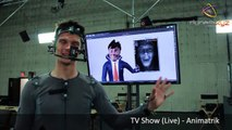 Dynamixyz' Demoreel - Markeless facial motion capture with Performer Suite (Update)
