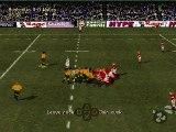 Jonah Lomu Rugby - Gameplay - psx