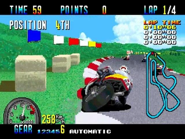 GP Rider MAME Games P10