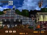 The Lost World : Jurassic Park - Gameplay - arcade