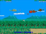 Cobra-CommanD - Gameplay - arcade