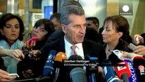 Rusia y Ucrania retoman el diálogo sobre el gas en Bruselas