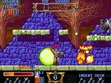 Magic Sword : Heroic Fantasy - Gameplay - arcade
