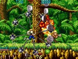 Dyna Gear : An Action Adventure on the Era of Dinosaur - Gameplay - arcade