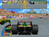 Video F1 Super Lap - Gameplay - arcade