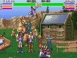 Battle Tycoon : Flash Hiders SFX - Gameplay - snes
