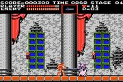 Classic NES Series : Castlevania - Gameplay - gba