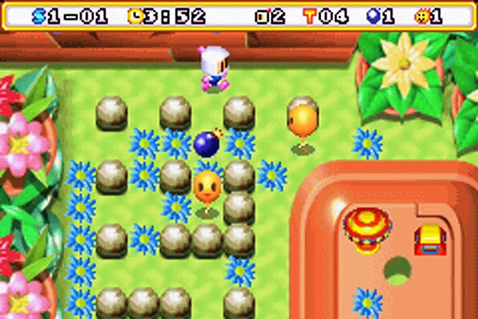 Bomberman Max 2 Blue Advance