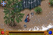 The Lord of the Rings : The Two Towers - Gameplay - gba