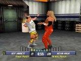 WCW Backstage Assault - Gameplay - n64