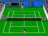 Jimmy Connors Tennis - Gameplay - nes