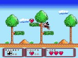 Mickey Mouse 3 - Yume Fuusen - Gameplay - nes