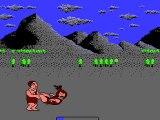 Caveman Games - Gameplay - nes