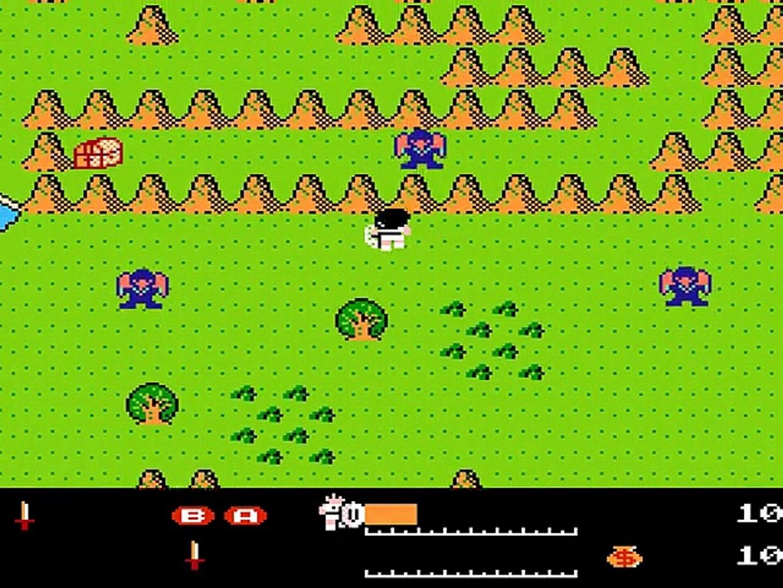 Valkyrie no Bouken - Toki no Kagi Densetsu - Gameplay - nes