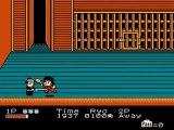Ganbare Goemon! : Karakuri Douchuu - Gameplay - nes