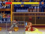 Street Fighter II' : Special Champion Edition - Gameplay - megadrive