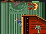 Strider - Gameplay - megadrive