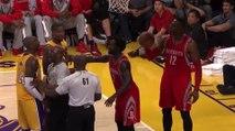 Kobe Bryant and Dwight Howard Talk Trash to Each Other, Kobe Calls Dwight Soft