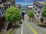 Sonic Adventure 2 - Gameplay - dreamcast