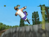 Dave Mirra Freestyle BMX - Gameplay - dreamcast