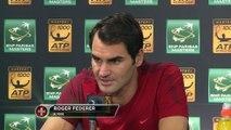 """Bercy - Federer : """"Les Français sont véloces"""""""