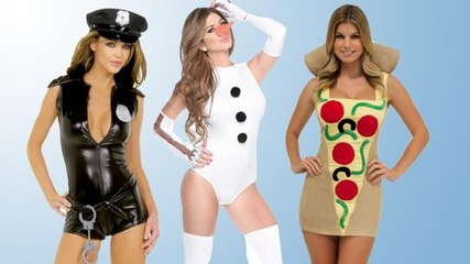 Sexy Halloween Costumes: Have They Gone Too Far? | DAILY REHASH | Ora TV