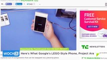Here's What Google's LEGO-Style Phone, Project Ara