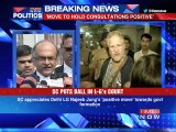 Delhi govt formation: SC finds LG's efforts positive