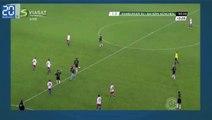 Franck Ribéry attaqué par un supporter en plein match