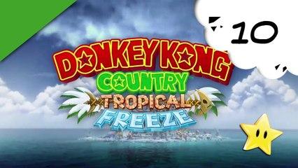 Donkey Kong Country Tropical Freeze - Wii U - 10