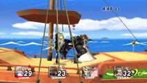 Super Smash Bros. Brawl - Mode Classique : Zelda/Sheik