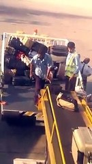 How Pakistani Airlines (PIA) Handles Our Luggage