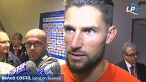 Rennes 2-1 OM : la réaction de Costil