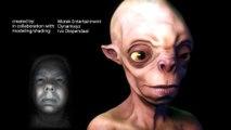 Markerless Facial Motion Capture Tech Demo