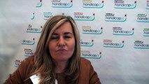 A l'occasion du salon Handica, Sylvie Proust, Présidente de la société Présence Médicale, nous parle des changements pour les prestataires de services médicaux, suite à la Loi de 2005.