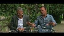 Jean Dujardin et George Clooney : les coulisses de la pub de Nespresso