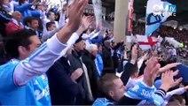 La joie olympienne à Lorient